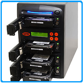 easy loading hdd duplicator
