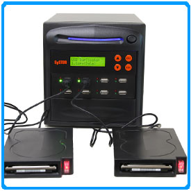 Flat Bed HDD Duplicator